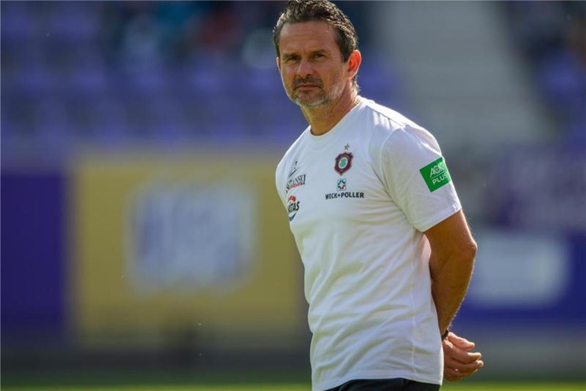 Dirk Schuster Ksc