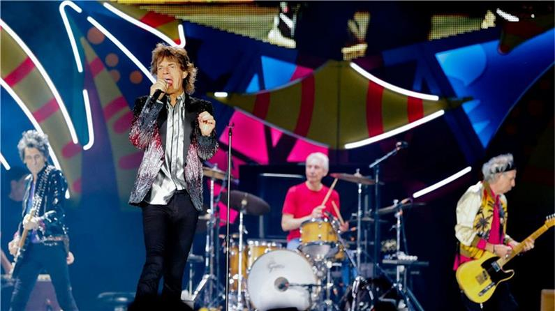 Havana Moon - The Rolling Stones Live in Cuba