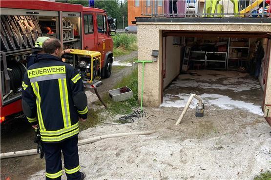 Horber Feuerwehr meldet sieben Einsätze in Mühringen