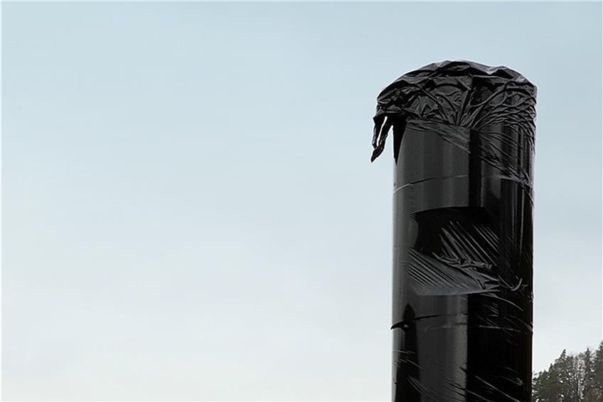 Blitzer Säulen