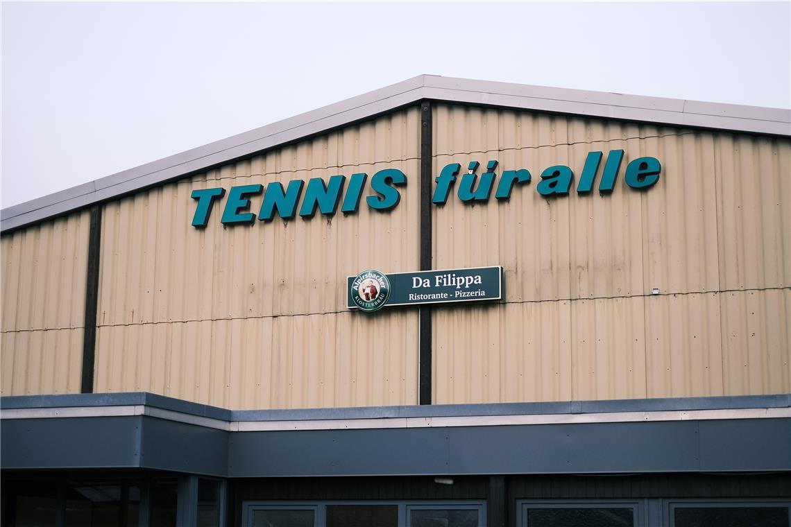 Tennishalle Horb