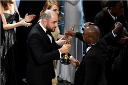 """Moonlight"" statt ""La La Land"""